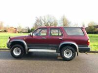 1999 Toyota Hilux 2.4 TD SURF 4 RUNNER DOUBLE CAB AUTO 4x4 Double Cab Pick-up D