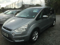 Ford S-MAX 1.8TDCi ( 125ps ) 2009.5MY Zetec