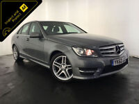 2012 62 MEREDES C220 AMG SPORT CDI BLUEEFF-CY 1 OWNER SERVICE HISTORY FINANCE PX