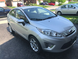 2011 Ford Fiesta SEL Sedan - Excellent Condition!