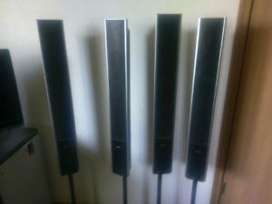 Sony tower speakers