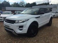 2015 Land Rover Range Rover Evoque 2.2 SD4 Dynamic Hatchback AWD 5dr
