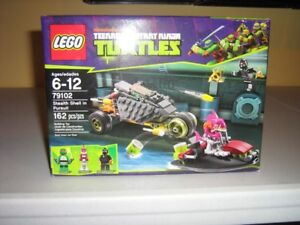 Lego 79102 TMNT (tortue ninja): Stealth Shell in Pursuit (Neuf)