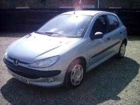 Peugeot 206 1.4 ( a/c ) auto 2002MY LX