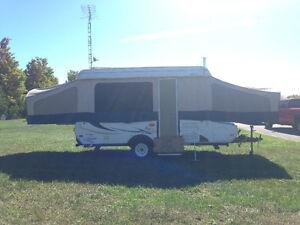 2012 Coachmen Clipper Tent trailer