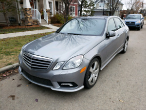2011 Mercedes E350 Full Load