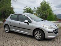 Peugeot 207 1.4 HDi S 5dr , 2007, Diesel, FULL YEAR MOT