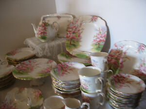 Royal Albert Blossom Time China -- FROM PAST TIMES Antiques Regina Regina Area image 1