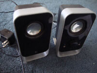 Logitech Speakers - in Perfect Condition