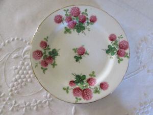 Vintage HAMMERSLEY Bone China Clover Salad Plate
