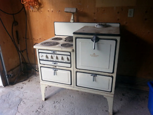 1934 Westinghouse Range Oven Electric