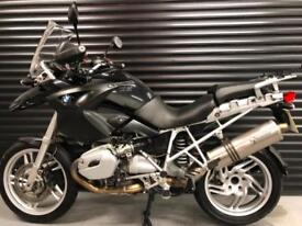 BMW R1200GS ABS *Akrapovic Exhaust*