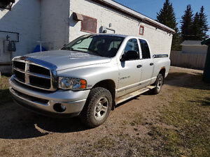 2005 Dodge Power Ram 1500 Hatchback