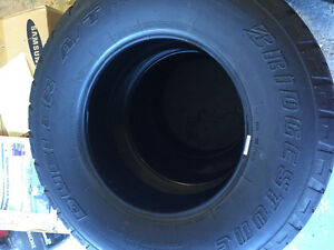 4 Bridgestone All Terrain Truck Tires Kingston Kingston Area image 3