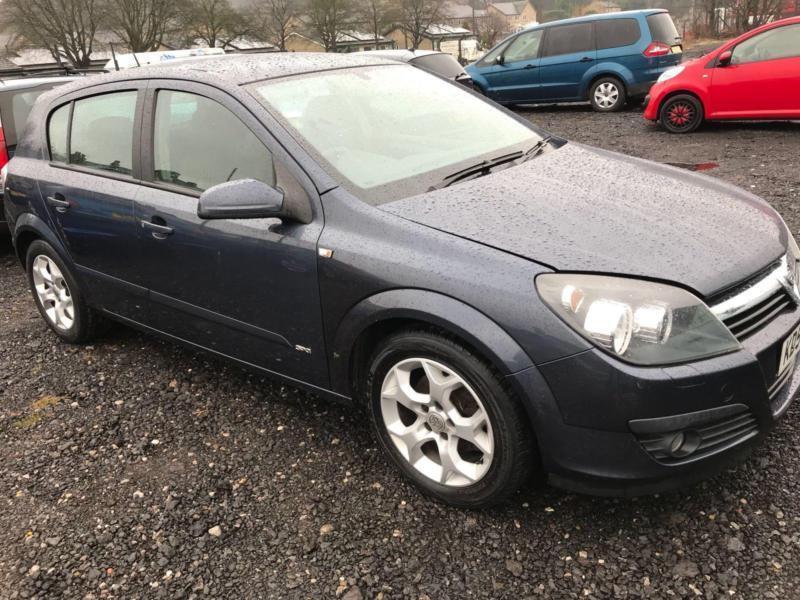 Vauxhall Astra 1.4i 16v SXi 5 DOOR - 2006 56-REG - 10 MONTHS MOT
