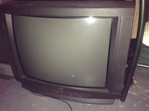 Older tube tv