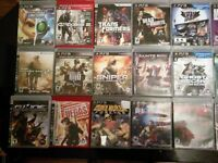 PS3 GAMES 7$