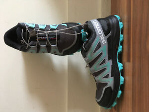Souliers Salomon SpeeTrack gr 5 woman