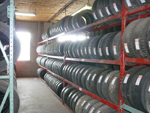 All sizes of used tires available at discounted prices......