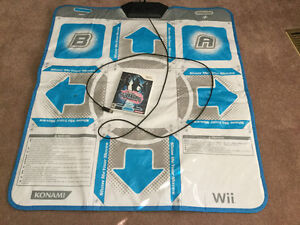 Wii Mat and Game