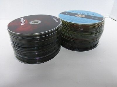 Lot of 100 Music CDs Pop Folk Indie Classical, More ONLY CD`S DECORATION OR PLAY