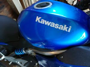 2007 Kawasaki Ninja 650r