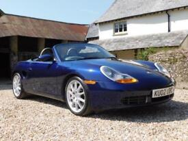 Porsche 986 Boxster S 3.2 - stunning condition, excellent service history
