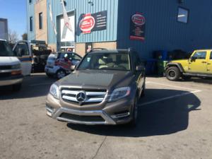 Mercedes GLK 250 bluetec awd 2015