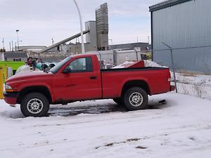 2000 dodge Dakota parts truck