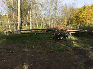 Project Utility Trailer For Sale