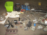 Ford Mustang Parts. Large Job Lot. Open to Reasonable offers