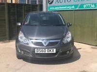 2010 Vauxhall Corsa 1.4 i 16v SXi Hatchback 5dr Petrol Manual (129 g/km, 99