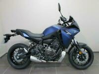 YAMAHA TRACER 700, 21 REG 0 MILES, 700cc SPORTS TOURER, BEST UK PRICE AND DEA...