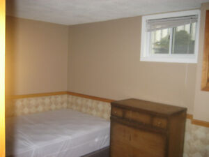 Fancy 1 Bedroom basement rental with inbuilt Bar & cold storage