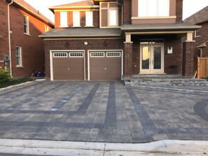 Patio paving interlock and driveway services in markham york 6474563302 landscaping interlocking driveway backyard patio solutioingenieria Gallery