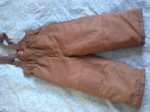 Brand new snow pants 3T