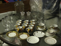 DINNING WARE/SET A TABLE