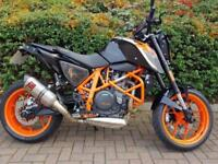 STUNNING CONDITION KTM DUKE 690 R