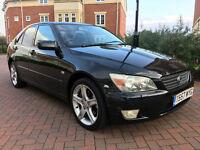 Lexus IS SE (black) 1999