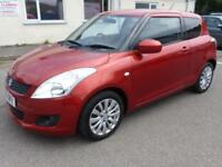 2012 SUZUKI SWIFT SZ4 EDITION ** ONE OWNER FROM NEW ** HATCHBACK PETROL