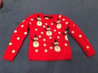 Christmas jumper from Next 7-8 years