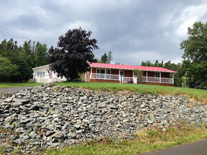 2 houses on adjoining property, in NL. Excellent B&B, or Rental