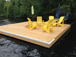 Dock for your Cottage