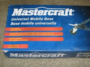 universal mobile base $40.00 EACH