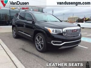 2018 GMC Acadia Denali  - Sunroof