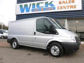 2012 Ford TRANSIT 280 LR SWB 100ps Van *SILVER* Manual Medium Van