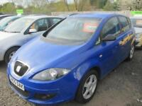 2006 SEAT ALTEA 1.6 Reference Sport 5dr