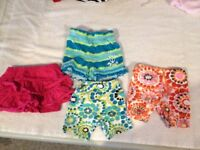 Baby Girls shorts