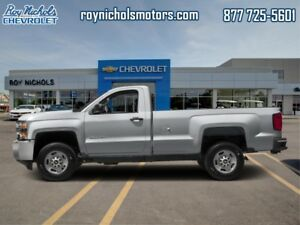 2017 Chevrolet Silverado 2500HD WT  -  Power Windows -  Cruise C