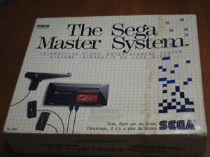 Sega Master System video game console